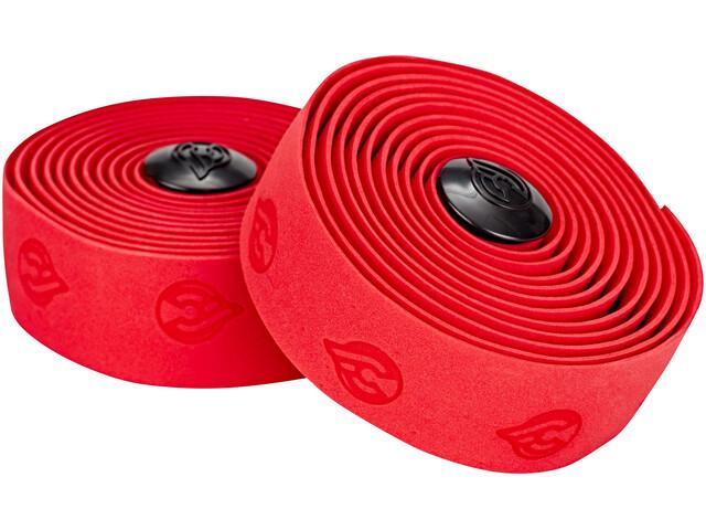 Cinelli Cork Gel Handelbar Tape red